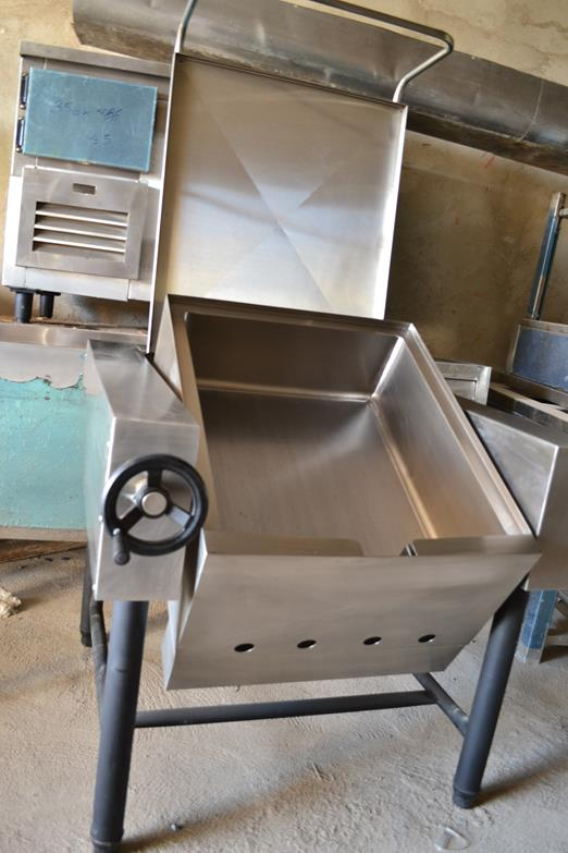 IBEC Cozinhas Industriais - Cocção | Frigideira Basculante