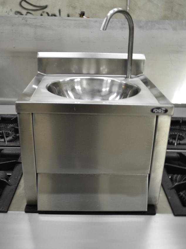 IBEC Cozinhas Industriais - Mobiliário | Pia de Assepsia