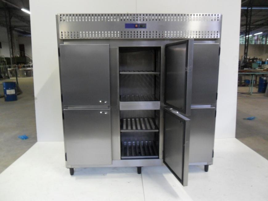IBEC Cozinhas Industriais - Refrigeração   Freezer Vertical