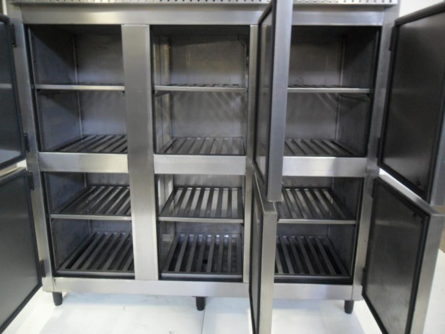 Ibec Cozinhas Industriais Refrigera 231 227 O Freezer Vertical