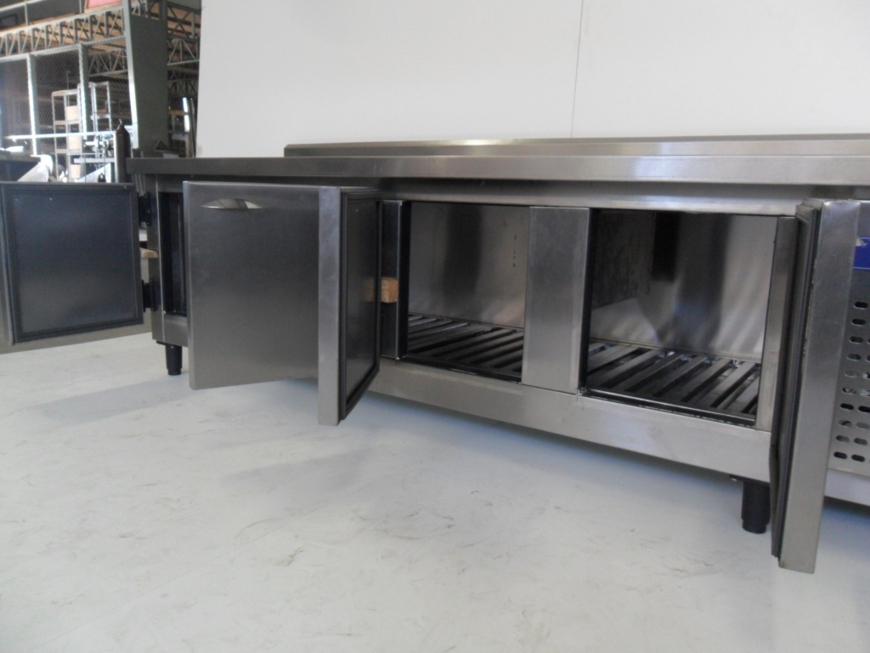 Ibec Cozinhas Industriais Refrigera 231 227 O Refrigerador